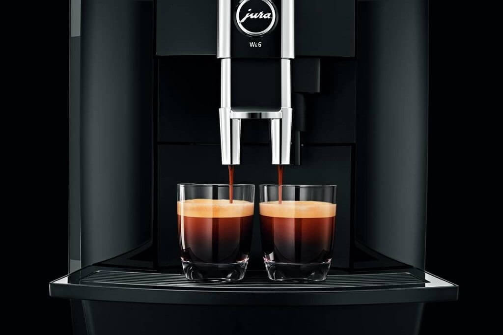 Jura We6 petite machine professionelle par Bean2me