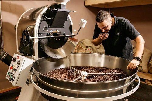 Cafée frais par Bean2me