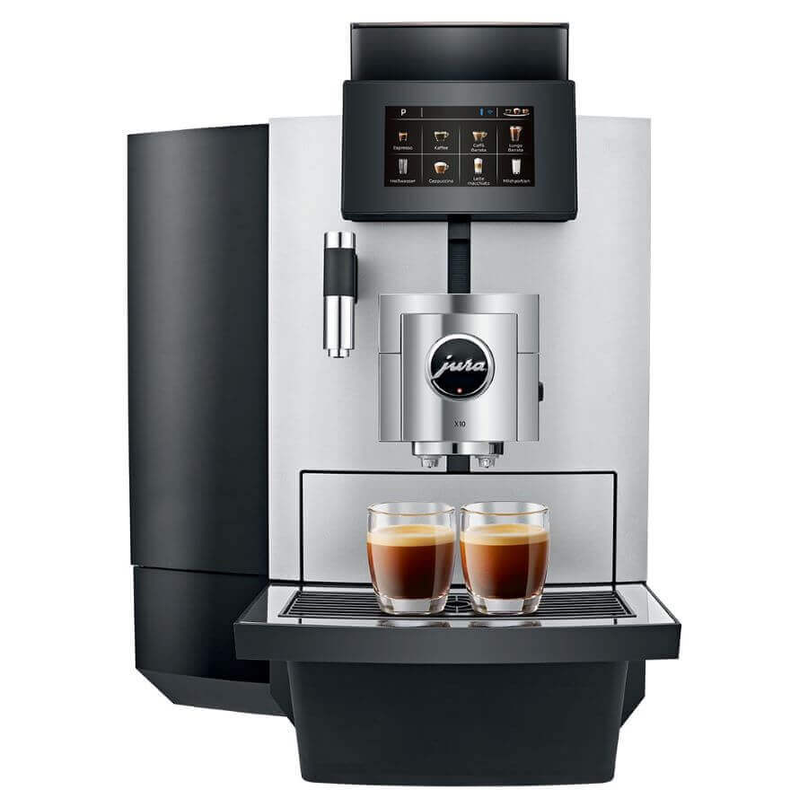 machine cafe automatique Jura X10