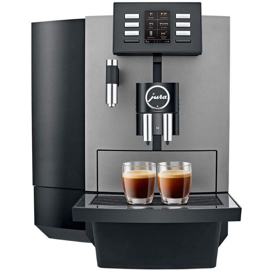 machine cafe automatique Jura X6