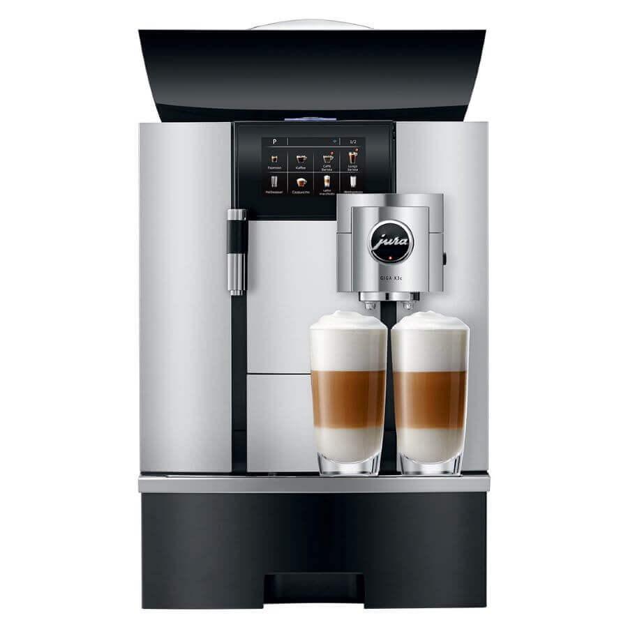 machine cafe automatique Jura GIGA X3