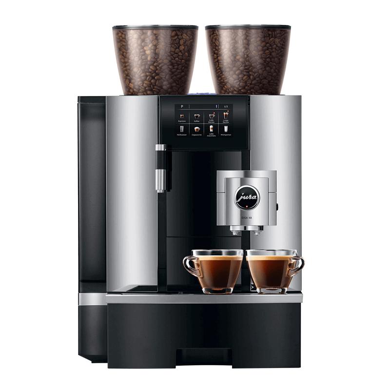 machine cafe automatique Jura GIGA X8