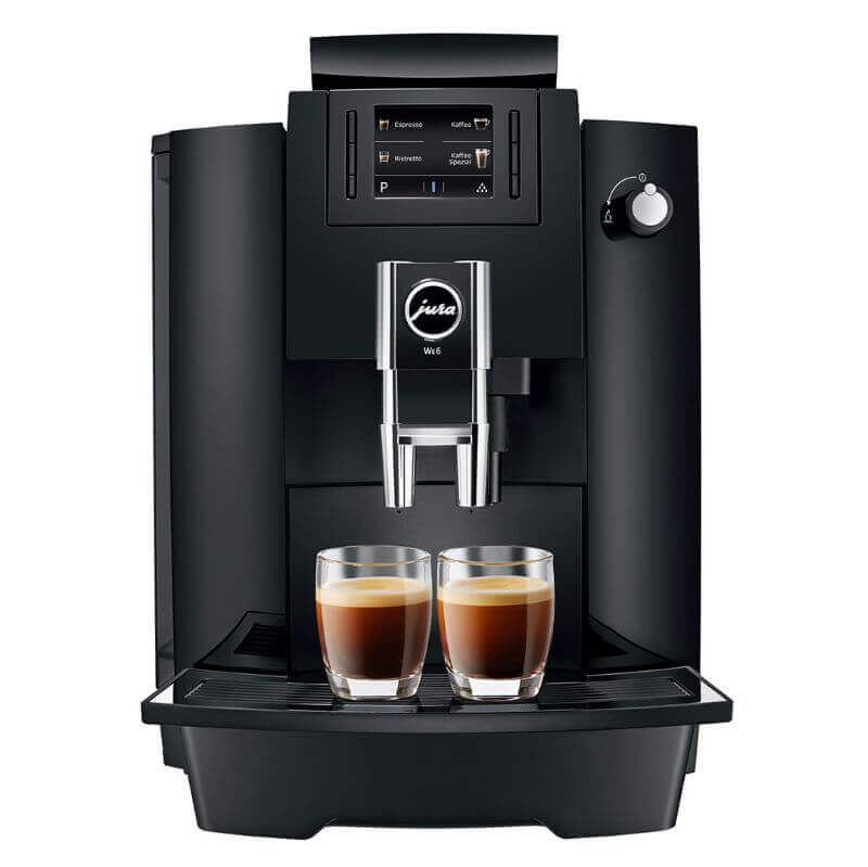 machine cafe automatique Jura WE6