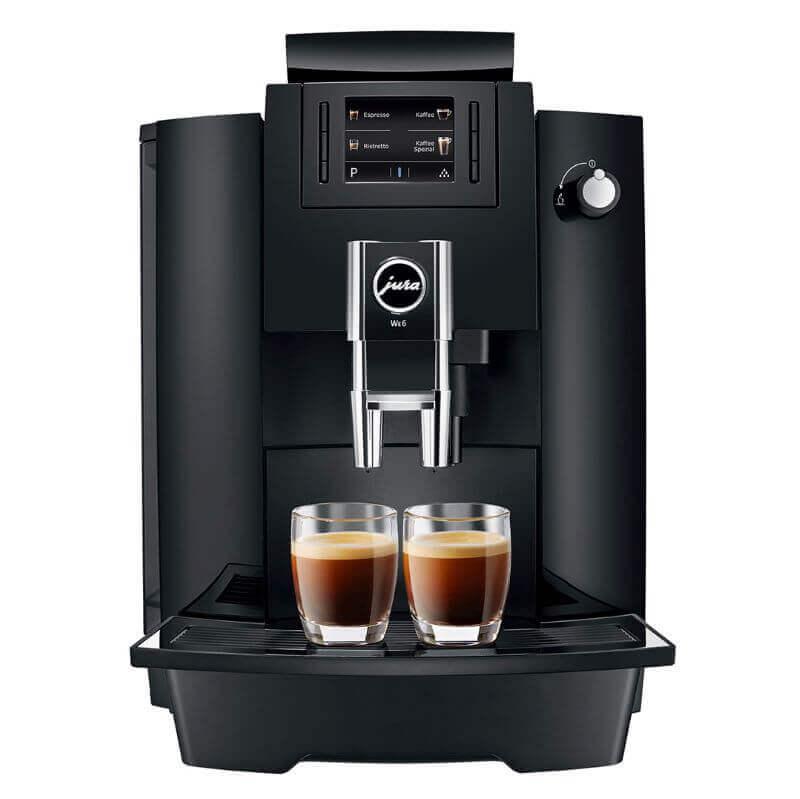 machine cafe automatique Jura WE6