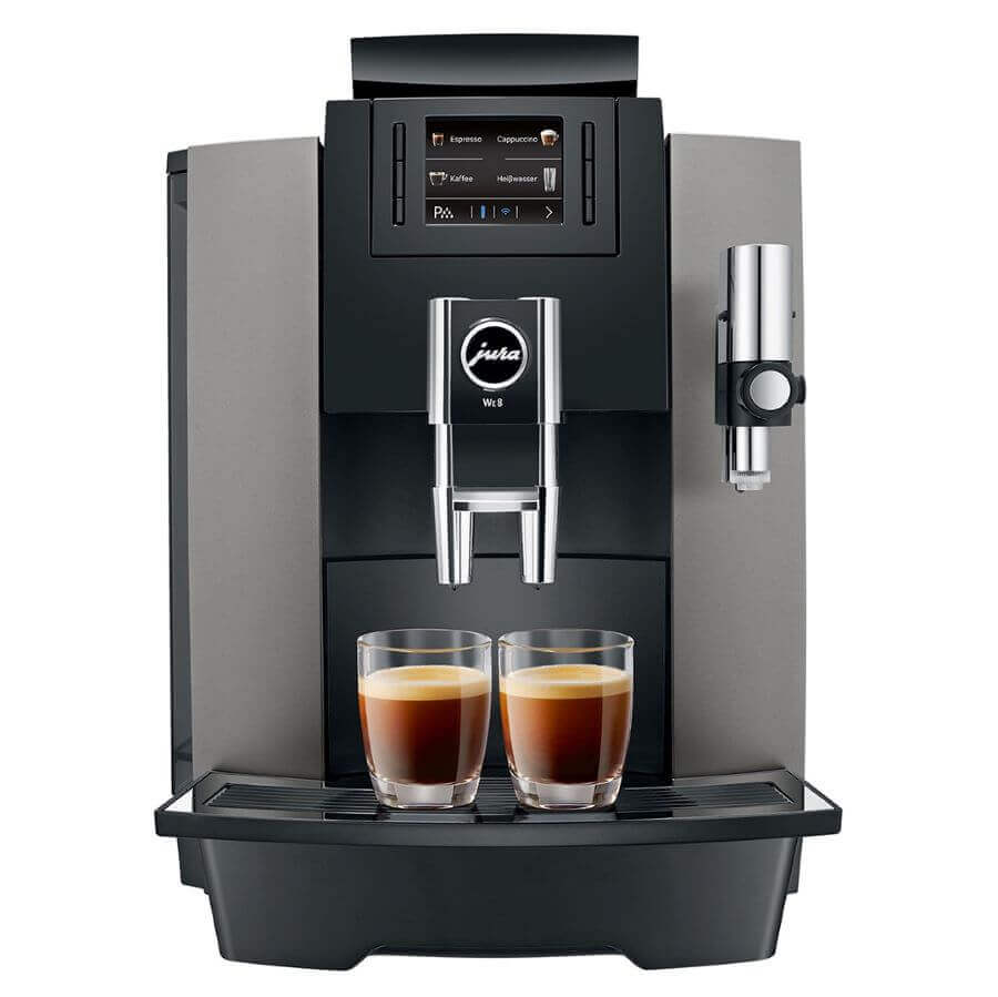 machine cafe automatique Jura WE8