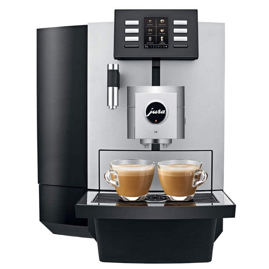 machine cafe automatique Jura X8