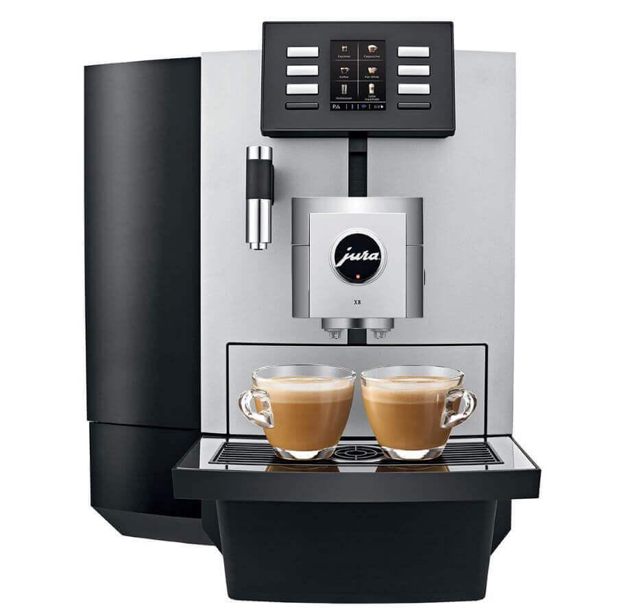 machine cafe automatique Jura X8