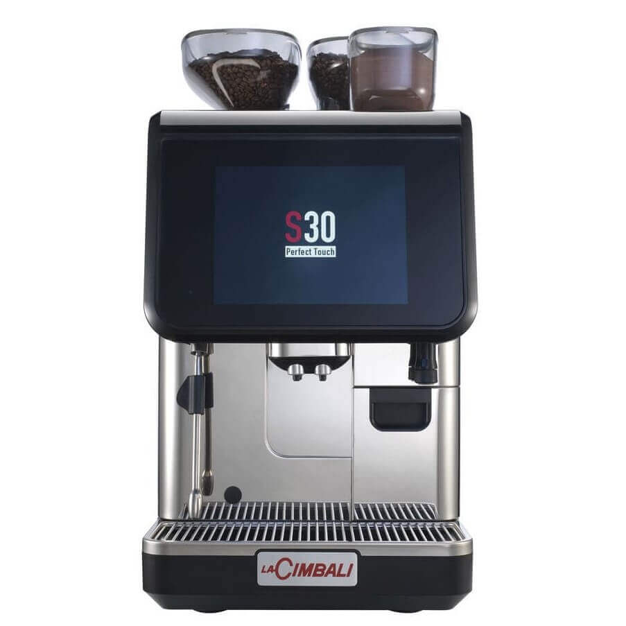 machine cafe automatique La Cimbali S30