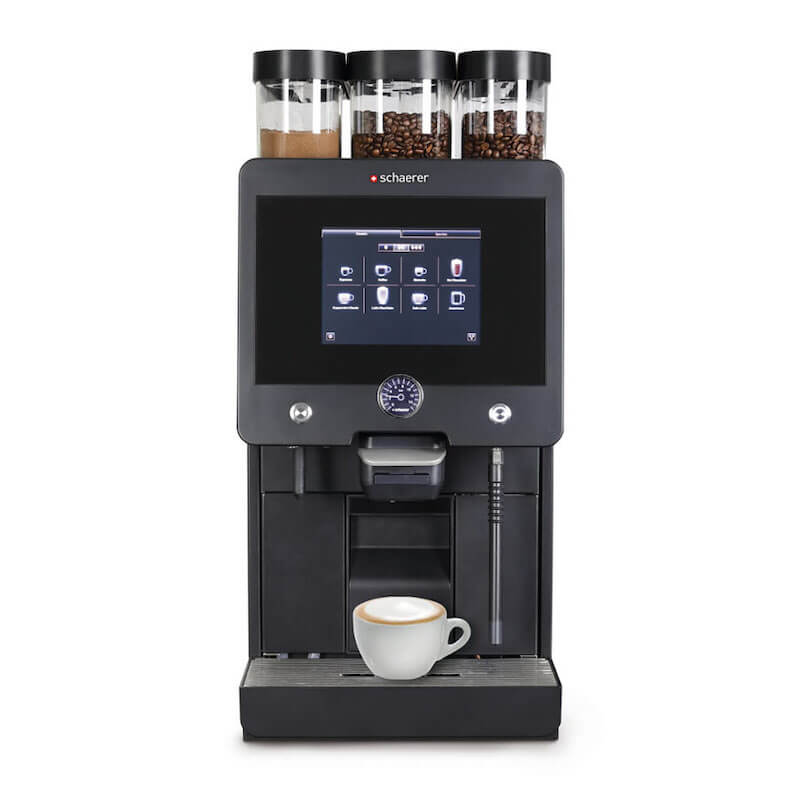 machine cafe automatique Schaerer Coffee Soul