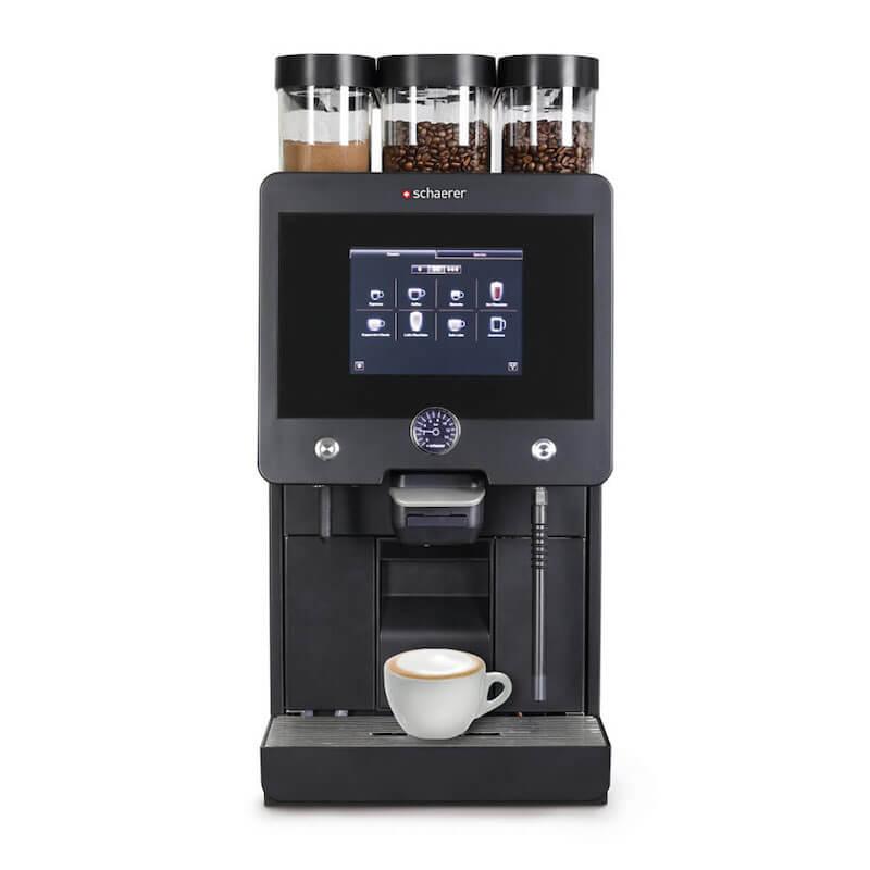 machine cafe automatique Schaerer Coffee Soul